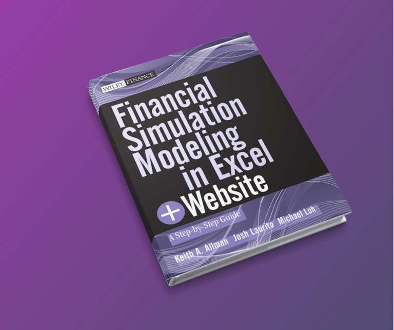 Financial Simulation Modeling in Excel Website
